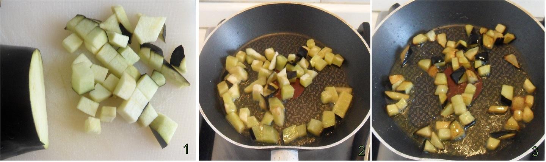 riso con melanzane e curry ricetta veloce il chicco di mais 1