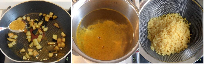riso con melanzane e curry ricetta veloce il chicco di mais 2
