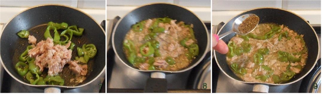 Riso saltato con tonno e friggitelli ricetta veloce for Cucinare friggitelli