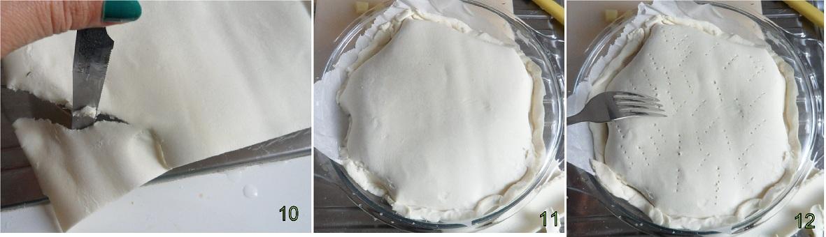 Tatin con pomodori e scamorza ricetta torta salata il chicco di mais 4