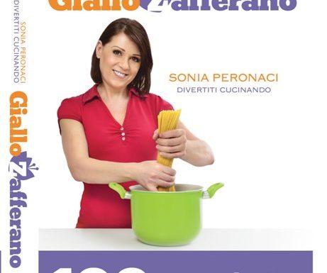 Il nuovo libro di Sonia Peronaci in libreria dall' 11 settembre