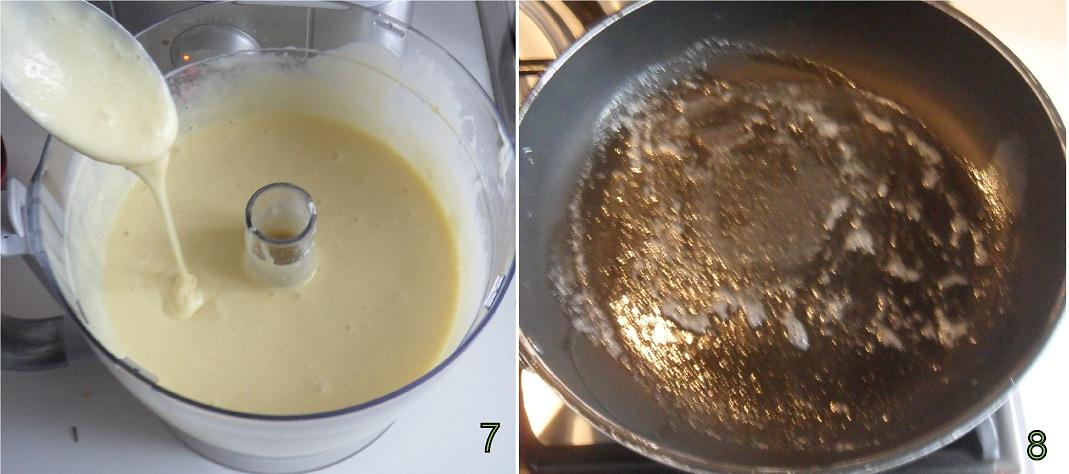 Ricetta base per crepes dolci e salate il chicco di mais 3
