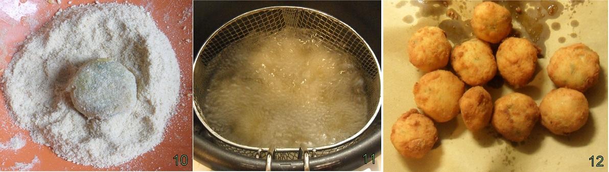 Crocchette di pesce e patate ricetta finger-food Il chicco di mais 4
