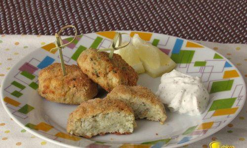 Crocchette di pesce e patate (ricetta finger-food)