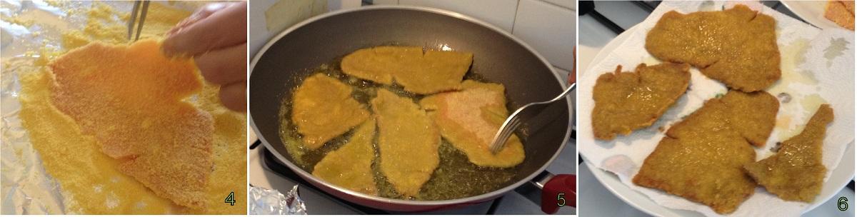 Fettine panate ricetta con farina di mais il chicco di mais 2