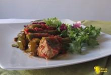 Friggitelli ripieni di carne (ricetta secondo)