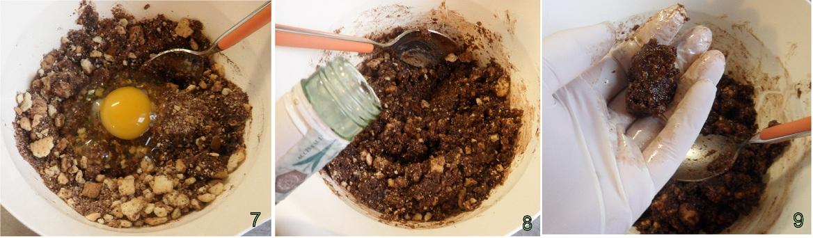 Palline al cocco e cacao ricetta veloce senza cottura il chicco di mais 3
