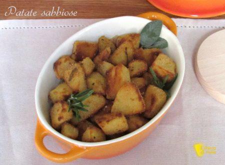 Patate sabbiose (ricetta al forno)