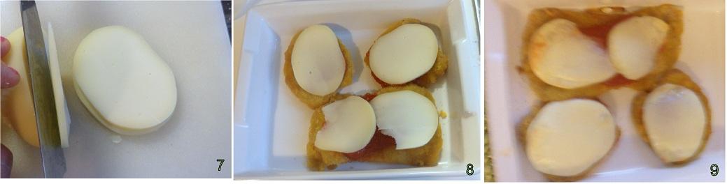 fettine panate con pomdoro e formaggio ricetta del riciclo il chicco di mais 3