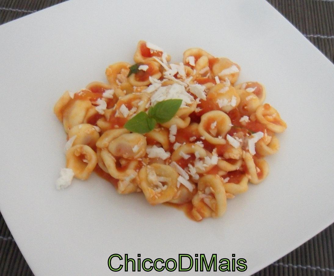 Orecchiette Pomodoro | www.pixshark.com - Images Galleries ...