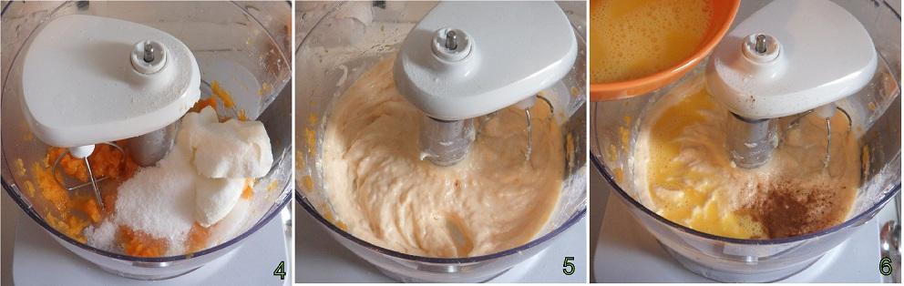 Mini crostata di zucca ricetta per Halloween il chicco di mais 2