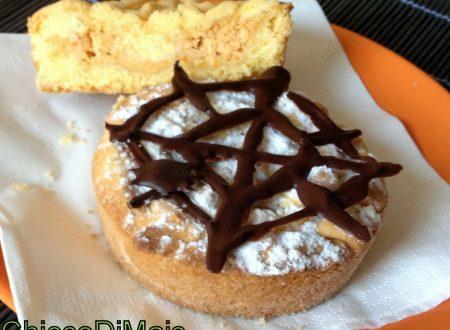 Mini crostata di zucca (ricetta per Halloween)