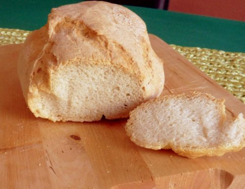 Pane senza glutine (ricetta pane comune)