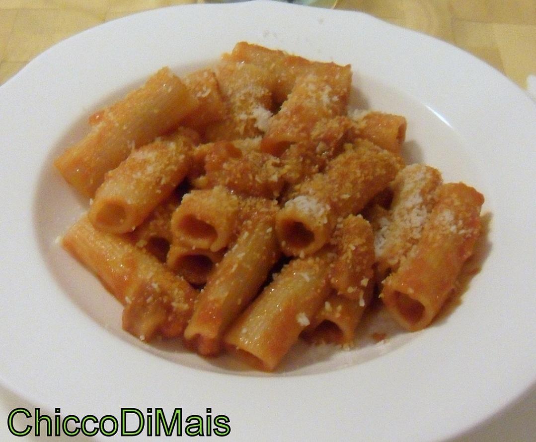 10 primi di carne per Natale ricette facili il chicco di mais pasta alla amatriciana