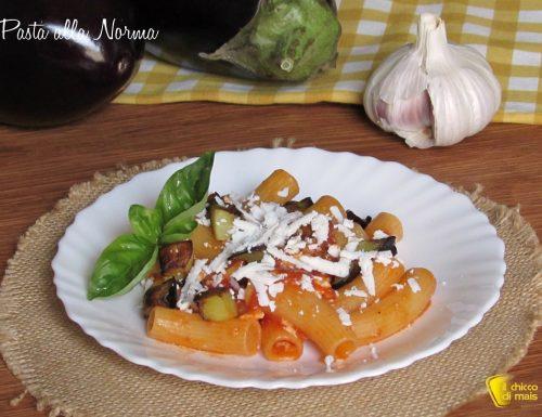 Pasta alla Norma, ricetta siciliana