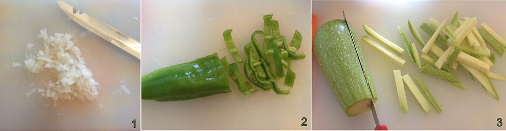 Riso con gamberi e verdure ricetta orientale il chicco di mais 1