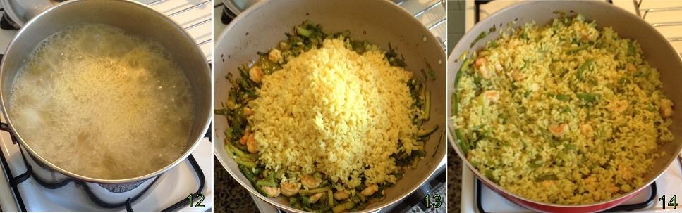 Riso con gamberi e verdure ricetta orientale il chicco di mais 5