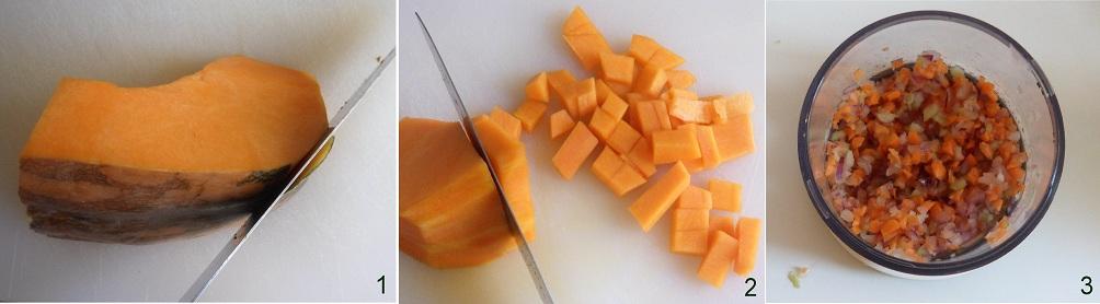 Risotto alla zucca ricetta di stagione il chicco di mais 1