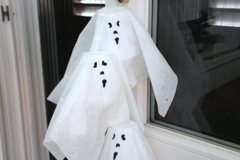 Speciale decorazioni di Halloween fantasmini da appendere