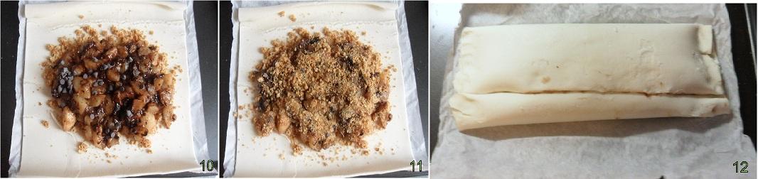 strudel di pere e cioccolato ricetta dolce il chicco di mais 4