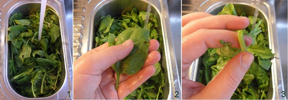 Crema di spinaci con cialde al parmigiano ricetta invernale il chicco di mais 1