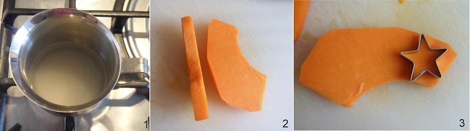 Decorazioni di zucca candita ricetta di Natale il chicco di mais 1