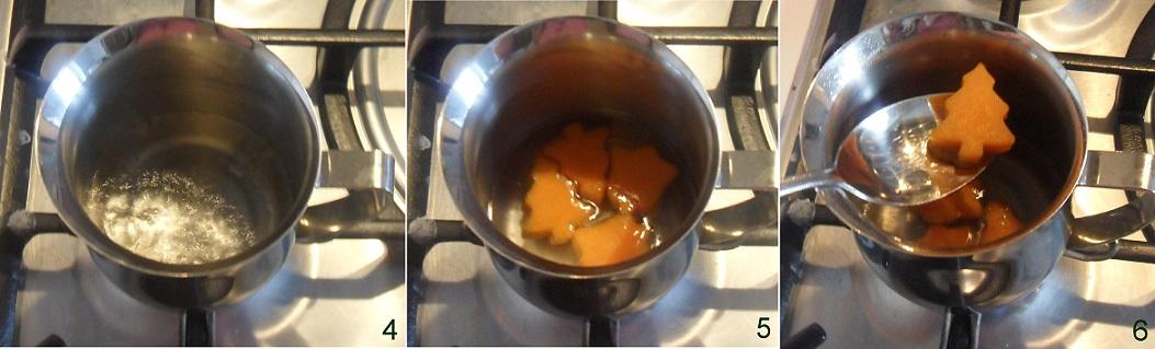 Decorazioni di zucca candita ricetta di Natale il chicco di mais 2