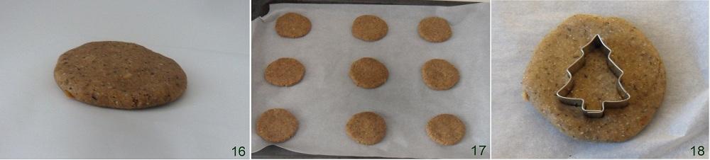 Lebkuchen ricetta biscotti speziati di Natale il chicco di mais 6