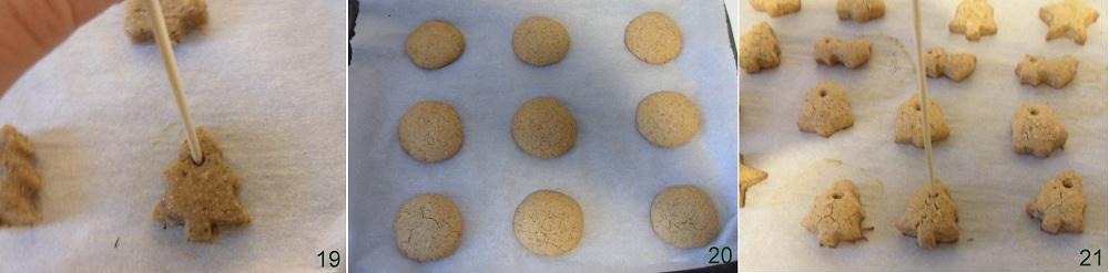 Lebkuchen ricetta biscotti speziati di Natale il chicco di mais 7