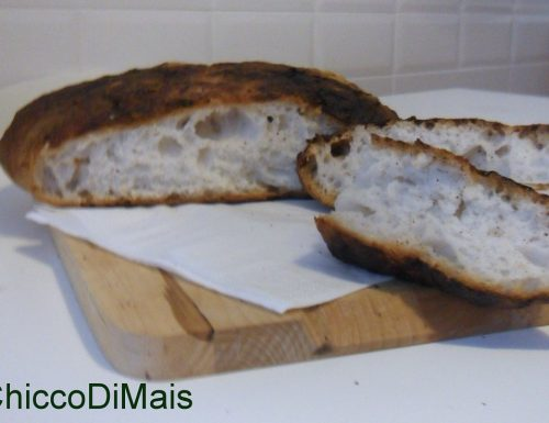 Pane senza glutine (ricetta veloce)