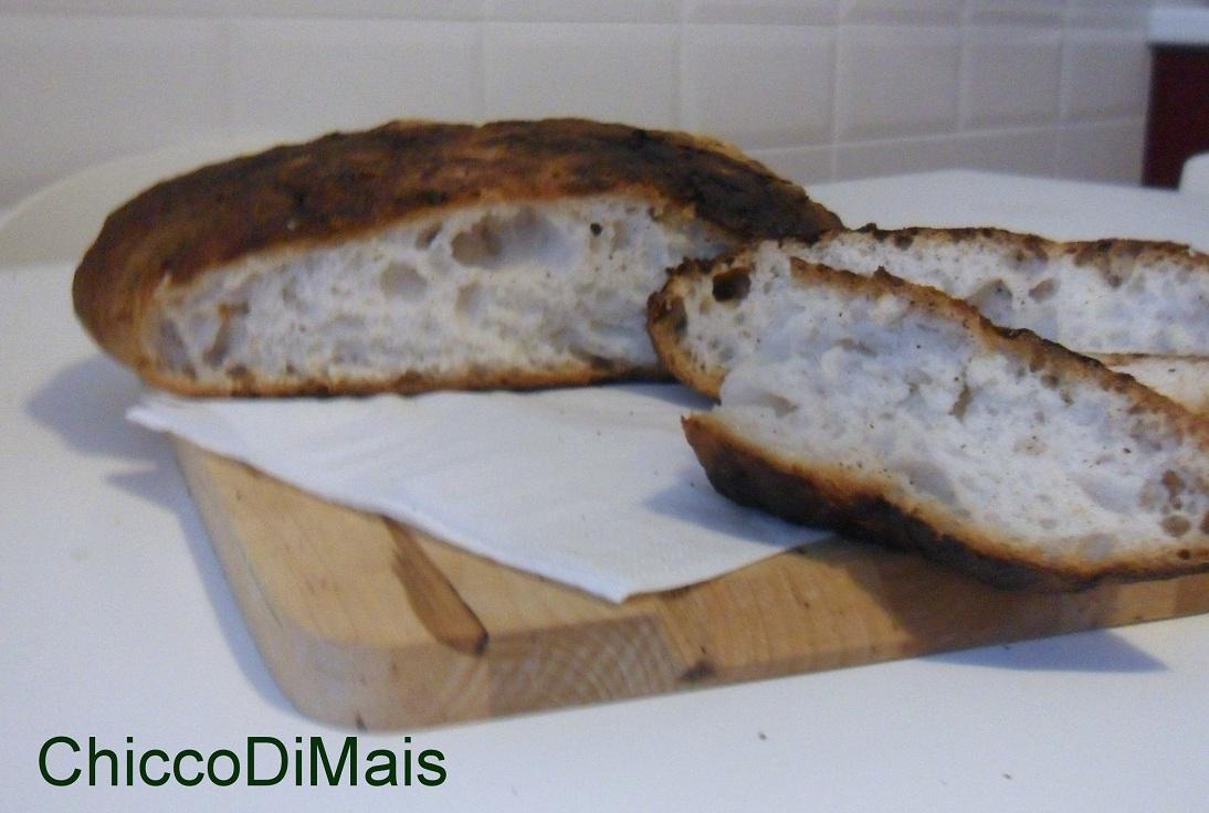 Pane senza glutine ricetta veloce il chicco di mais
