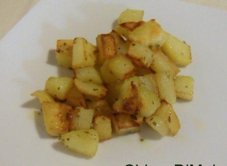 Patate in padella all'origano (ricetta veloce)