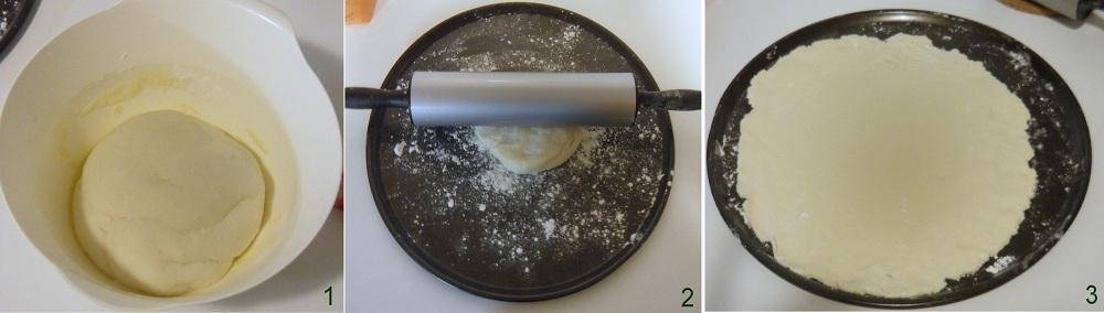 Pizza speck e brie ricetta saporita il chicco di mais 1