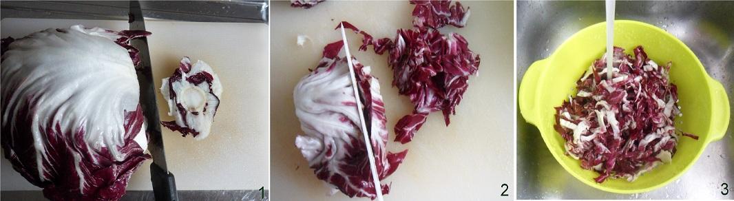 Plum cake salato con pancetta e radicchio ricetta antipasto il chicco di mais 1