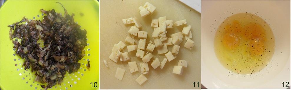 Plum cake salato con pancetta e radicchio ricetta antipasto il chicco di mais 4