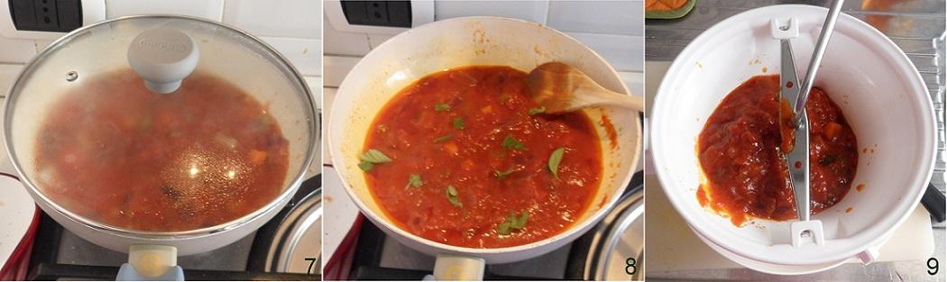 Spaghetti al pomodoro ricetta della campionessa mondiale il chicco di mais 3