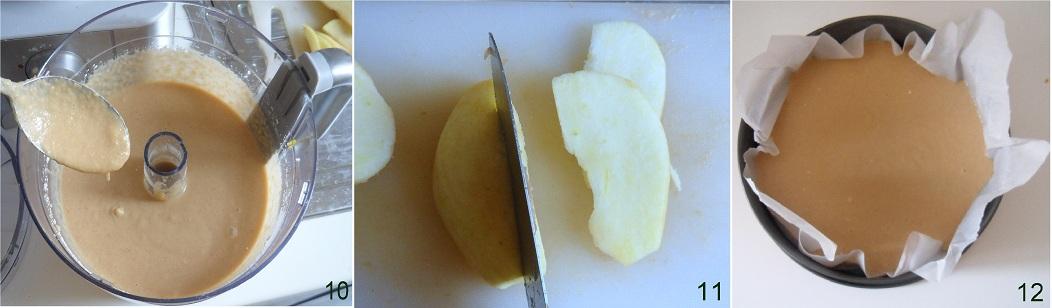 Torta di mele frullate ricetta con mele nell' impasto il chicco di mais 4