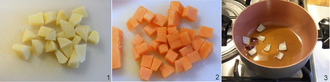 Vellutata di zucca ricetta vegetariana il chicco di mais 1