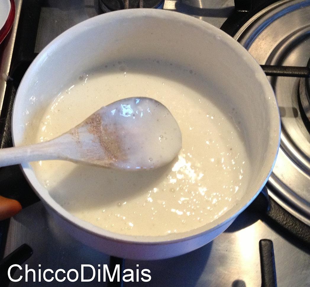 besciamella light ricetta senza burro e glutine il chicco di mais