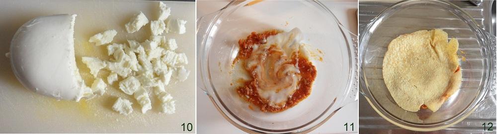 Lasagne di crepes ricetta primo piatto il chicco di mais 4