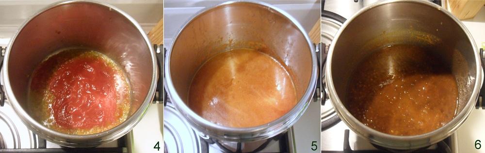 Minestra di pasta e lenticchie ricetta vegana il chicco di mais 2