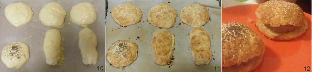 Panini senza glutine ricetta panini da hamburger il chicco di mais 4