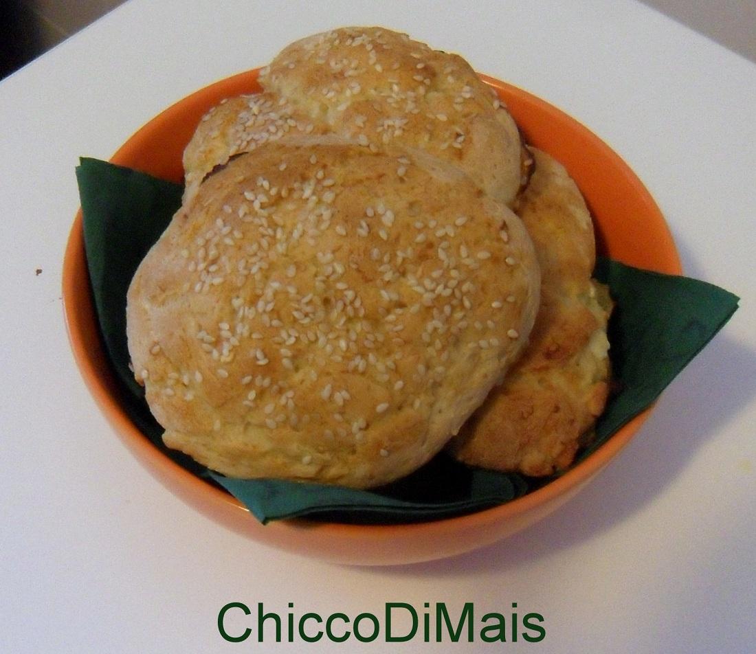 Panini senza glutine ricetta panini da hamburger il chicco di mais
