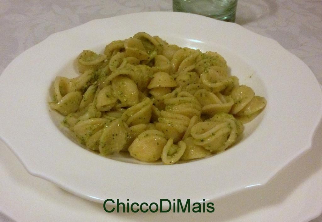 Pasta con i broccoli ricetta invernale il chicco di mais