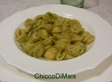 Pasta con i broccoli (ricetta invernale)
