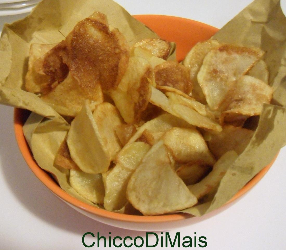buy online f3d1b ec4fe Patate fritte a sfoglia (ricetta chips di patate)