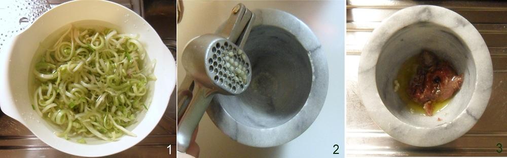 Puntarelle in insalata ricetta romana il chicco di mais 1