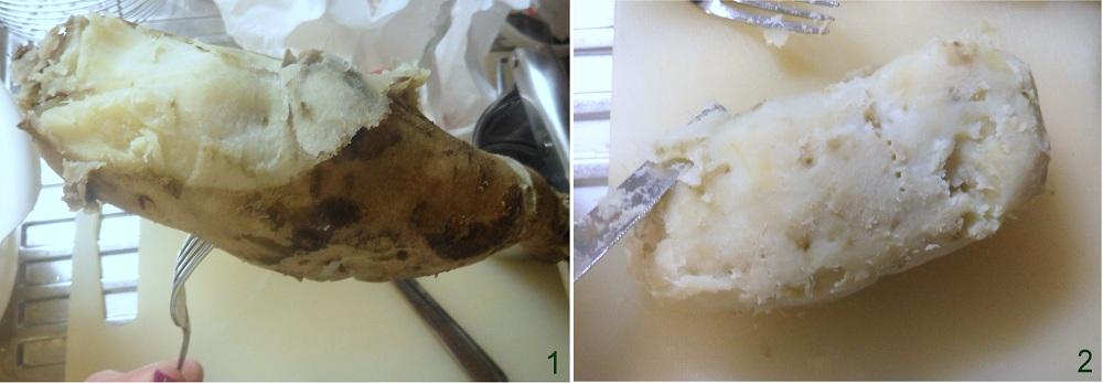 Purè di patate dolci ricetta con patate americane il chicco di mais 1