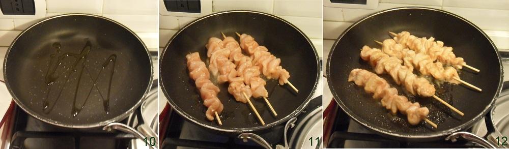 Spiedini di pollo in agrodolce ricetta light il chicco di mais 4