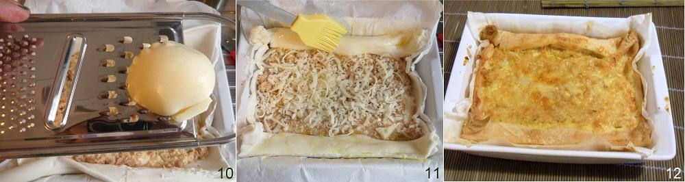 Torta salata con tonno e stracchino ricetta veloce il chicco di mais 4